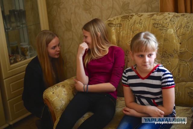 барьер Отец и дочт после развода Трагично, сказал