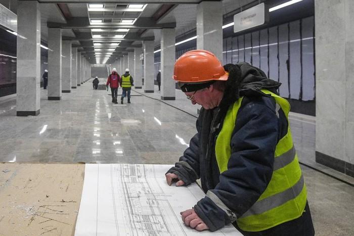 Московское метро протянут до Троицка