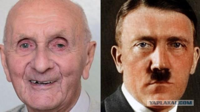 128-Летний Аргентинец Объявил Всему Миру, Что Он И Есть Адольф Гитлер!