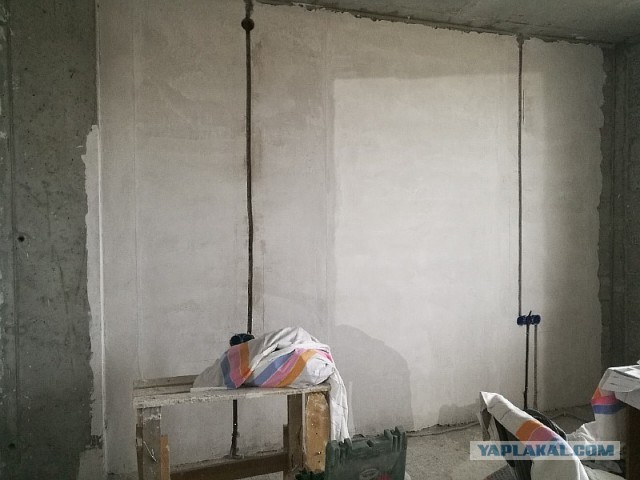 Мой ремонт квартиры в новостройке