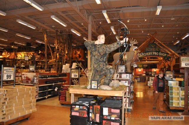 континент в омске магазин охота и рыбалка