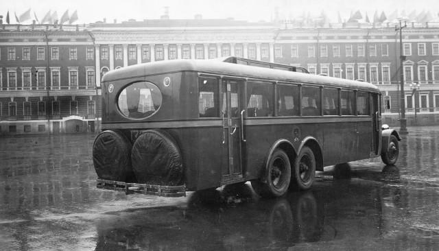 Автобусы из СССР — серийные и экспериментальные