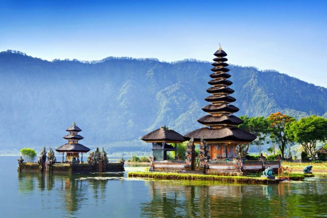 Индонезия 2019
