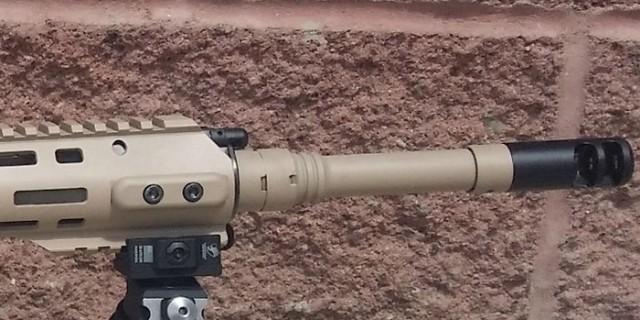 Оружейник Конев представил в США новую модульную  винтовку