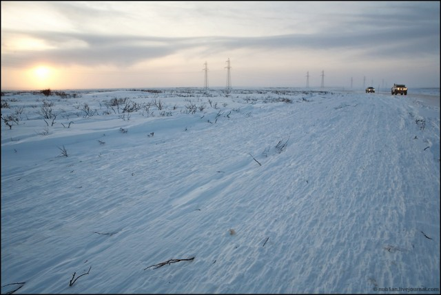 К южному берегу северного моря - вторая часть