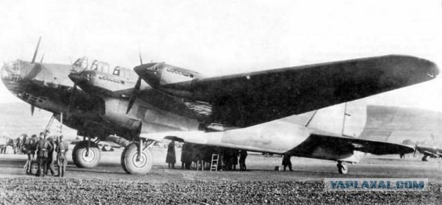Пе-8, не ставший «летающей крепостью»