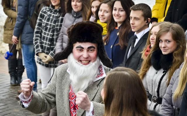 Общежитие Минского ИнЯза.