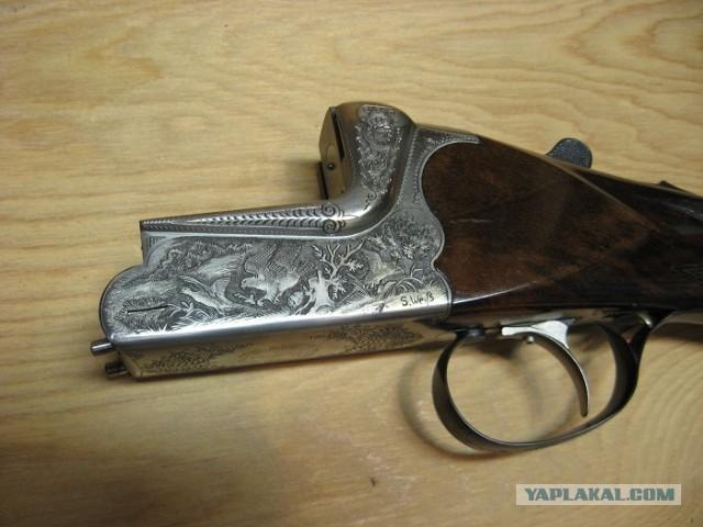 Любителям охотничьих ружей
