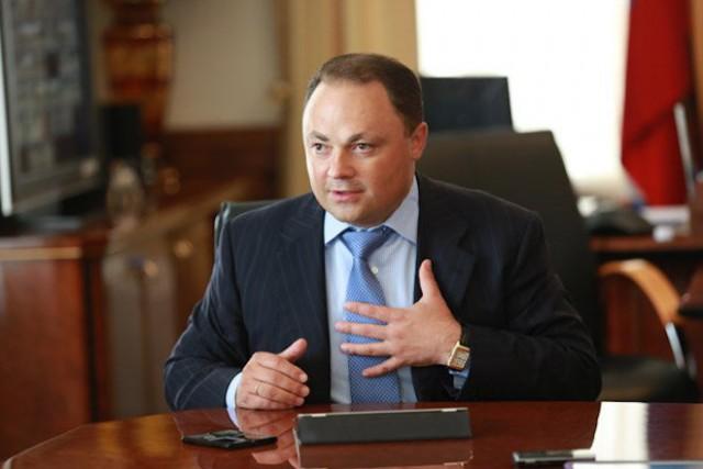 СК: мэр Владивостока обвиняется во взятке на 75 млн рублей