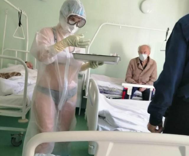 Жара в тульской больнице