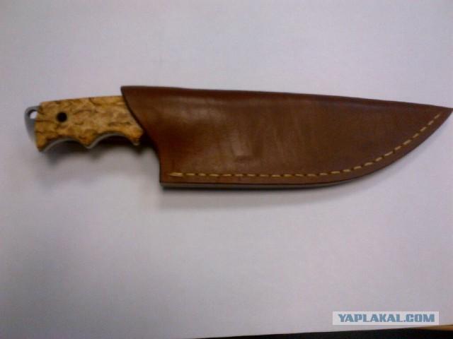 продаю нож ручной работы