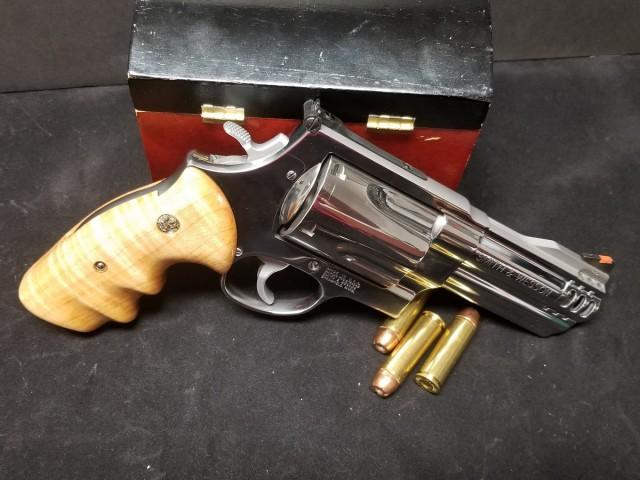 Оружейная эстетика: S&W 500