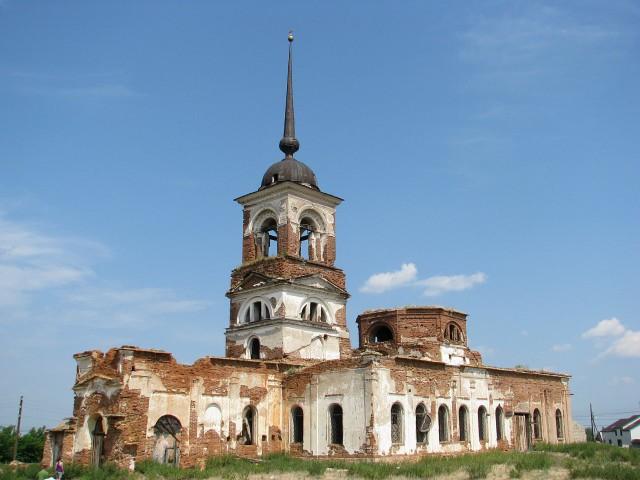 Забытые храмы Урала