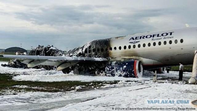 МАК опубликовал отчет о катастрофе SSJ100 в Шереметьево