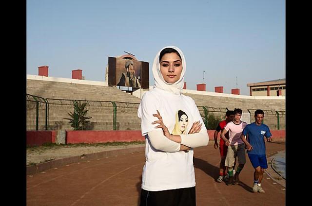 Афганские женщины вчера и сегодня