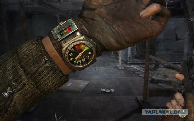 "Часы Артёма из ""Метро 2033. Луч надежды"" - ЯПлакалъ"