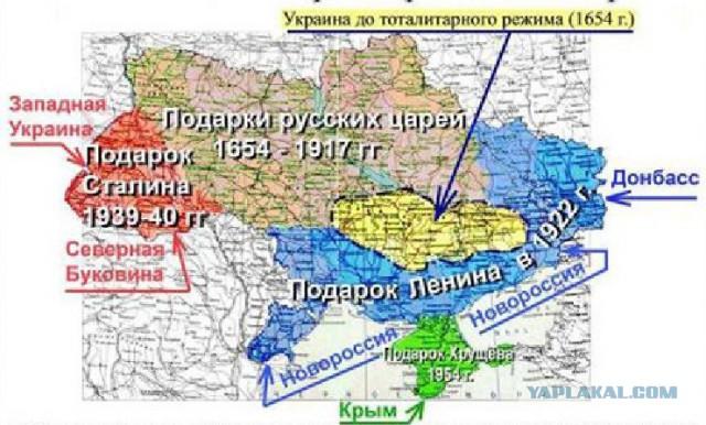 Самооборона Одессы прогнала бандеровцев