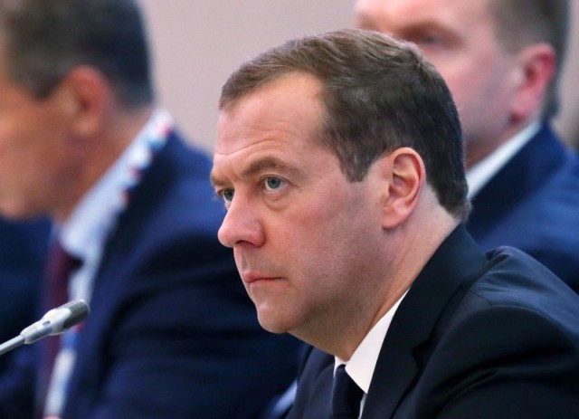 Дмитрий Медведев заявил, что российская экономика справилась с кризисом