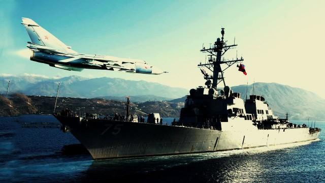 """Американский эсминец """"Дональд Кук"""" направился в Черное море"""