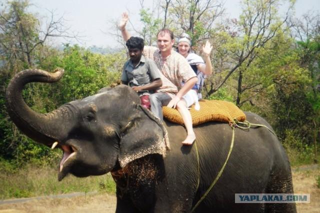 Фото отчёт о поездке в Индию.