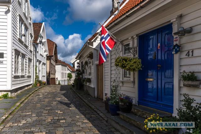 Ставангер - самый богатый город Норвегии