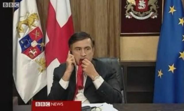 Саакашвили предрек Украине статус сверхдержавы Европы