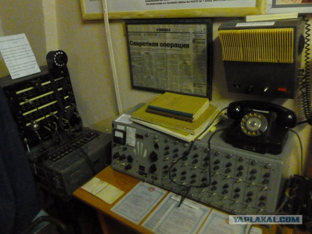 Музей 52 ракетной дивизии в ЗАТО Звёздный