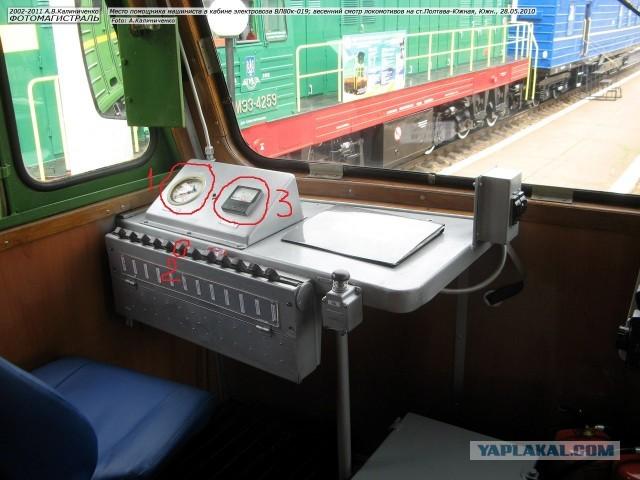 Отзыв о локомотиве ВЛ 10