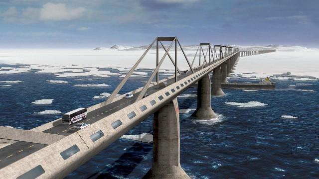 Путин поручил правительству рассмотреть вопрос о строительстве моста на Сахалин