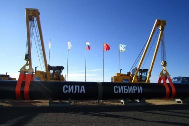 Путин: Китай попросил увеличить поставки по газопроводу «Сила Сибири»