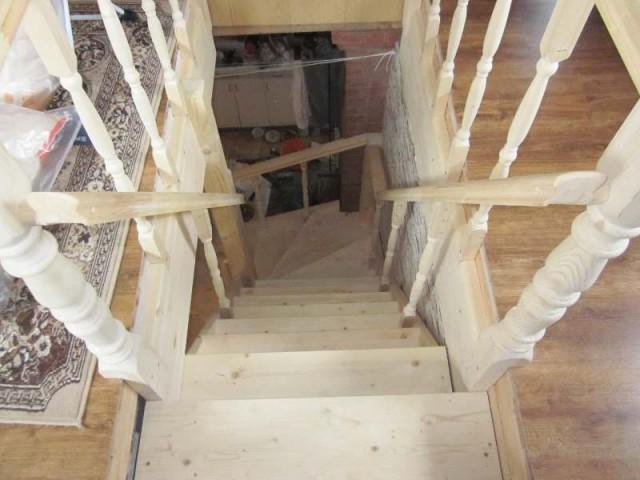 Как мы строили лестницу