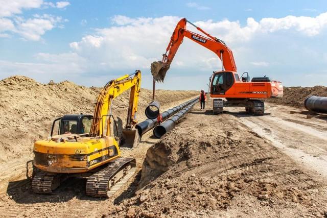В Крыму строят новый главный водопровод полуострова
