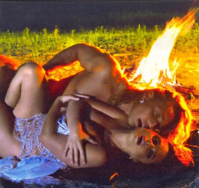 голая королева и тарзан интимная жизнь фото