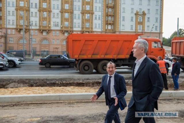 Москва закупит бордюров на 3 млрд рублей: в 2019-м на них потратили уже 2,3 миллиарда