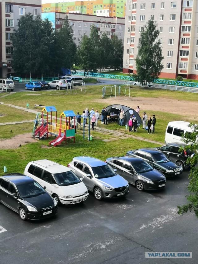 """Избирательный участок (""""конкурс"""" на самый оригинальный)"""