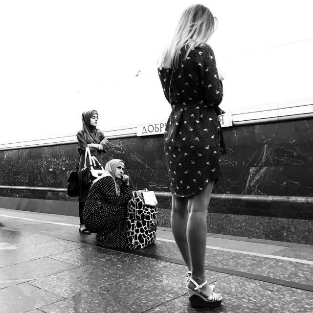 Будни московского метро