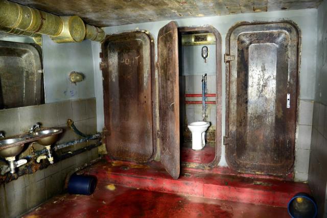 Как выглядит питерский клуб «Тоннель» спустя четыре года после закрытия