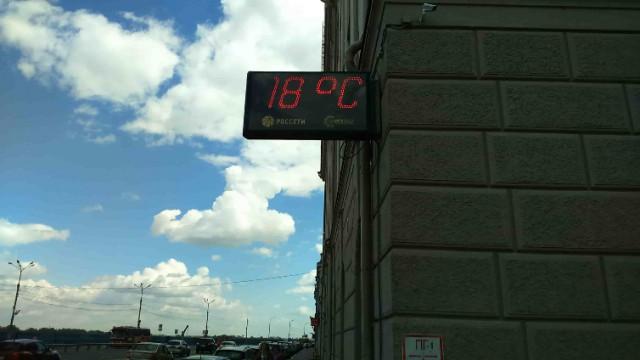 Нижний Новгород. Первый день лета