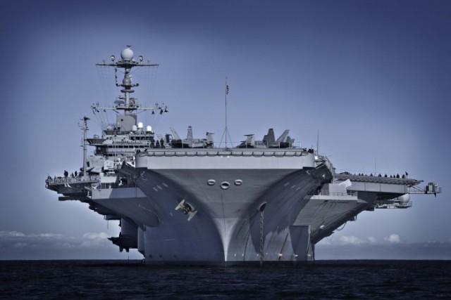 Посол США пригрозил России авианосцами в Средиземном море