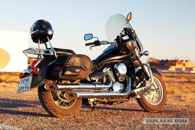 Мотоцикл Kawasaki VN 900B `2012