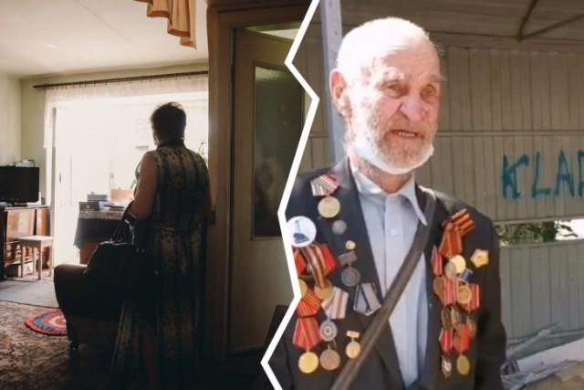 «Хорошая пенсия, еды — два холодильника»: как живет тюменский ветеран, который копался в мусорке