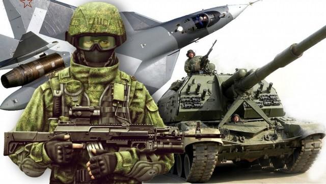 20 сильнейших армий мира
