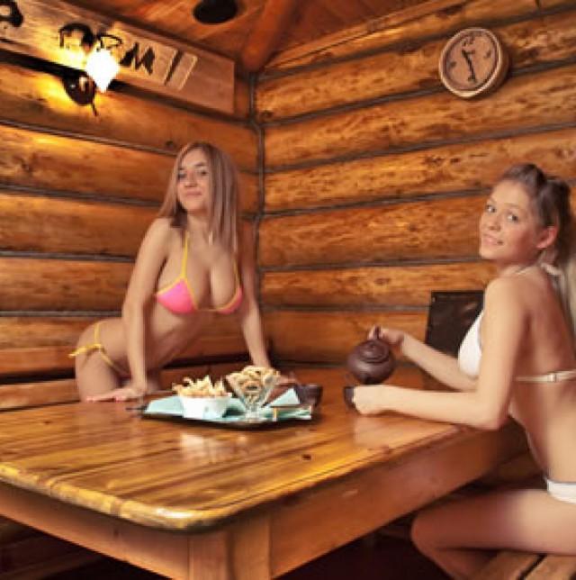Девчонки в бане онлайн полезная