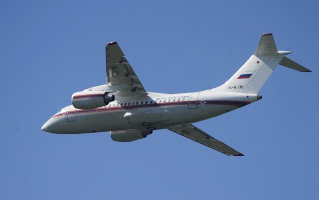 Россия выходит из совместного с Украиной проекта по производству Ан-148