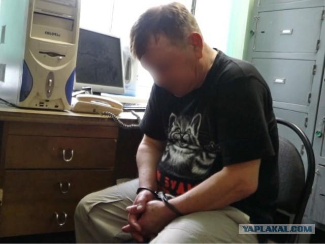 В Костроме задержали убийцу восьмилетней девочки