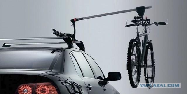 Продам велокрепление