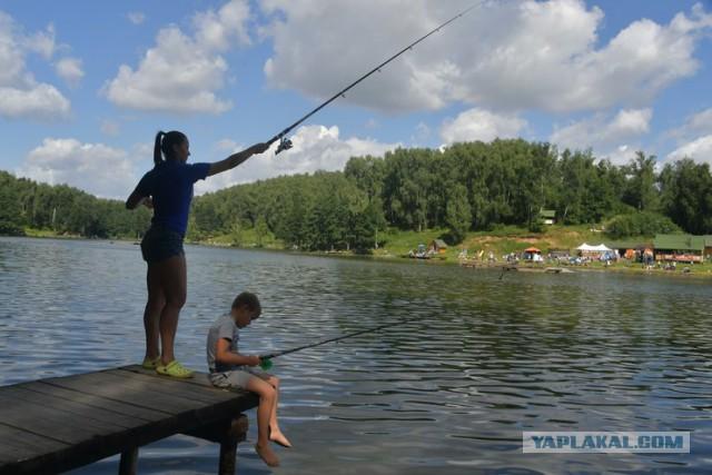 В России предложили ввести налог на рыбалку