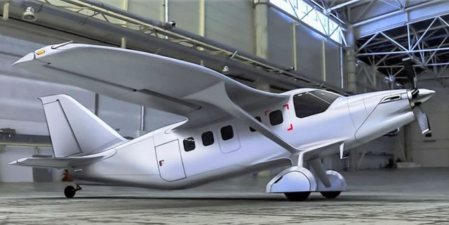 Проект самолёта «Байкал»