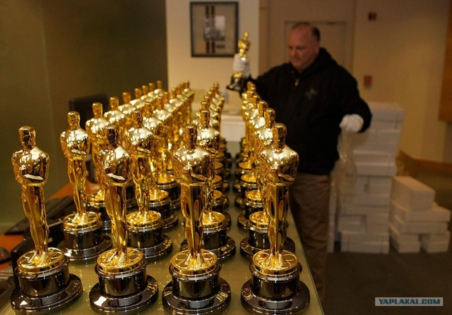 "Откуда берется ""Оскар"""