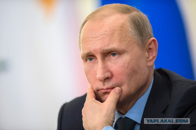 Япония хочет обсудить с Путиным вопрос Курил